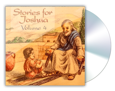storiesforjoshua-cd-art