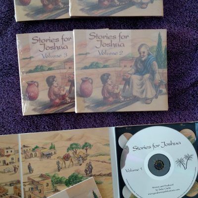 Vol 1-5 Stories for Joshua